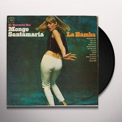 Mongo Santamaria LA BAMBA (BONUS TRACK) Vinyl Record - 180 Gram Pressing, Spain Release