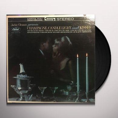 CHAMPAGE CANDLELIGHT & KISSES (BONUS TRACK) Vinyl Record - 180 Gram Pressing