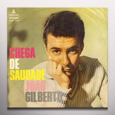 CHEGA DE SAUDADE (BONUS TRACKS) Vinyl Record - Colored Vinyl, 180 Gram Pressing, Spain Release