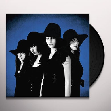The Black Belles WHAT CAN I DO / LIES Vinyl Record
