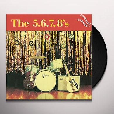The 5.6.7.8's Vinyl Record
