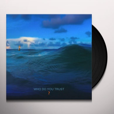 Papa Roach WHO DO YOU TRUST Vinyl Record