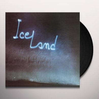 Richard Pinhas ICELAND Vinyl Record