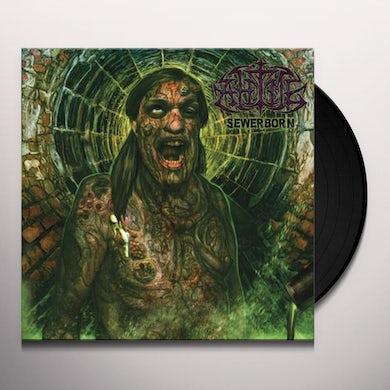 AHTME SEWER BORN Vinyl Record
