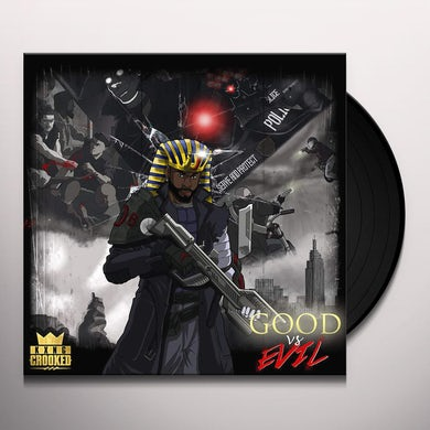 KXNG CROOKED GOOD VS EVIL Vinyl Record