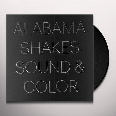 Alabama Shakes Sound & Color (2 LP) Vinyl Record