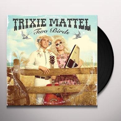 Trixie Mattel TWO BIRDS ONE STONE Vinyl Record