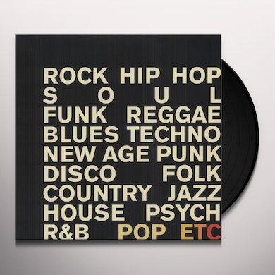 Pop Etc Vinyl Record