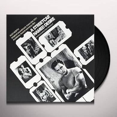 Alex North STREETCAR NAMED DESIRE (CLEAR VINYL) / Original Soundtrack Vinyl Record