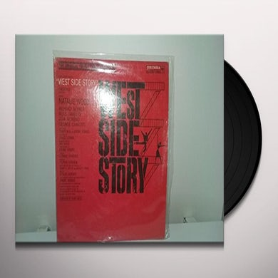 Elmer Bernstein WEST SIDE STORY / Original Soundtrack Vinyl Record