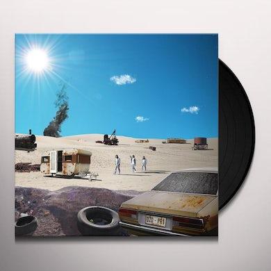 Dz Deathrays POSITIVE RISING: PART 1 Vinyl Record