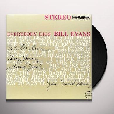 Everybody Digs Bill Evans (LP) Vinyl Record