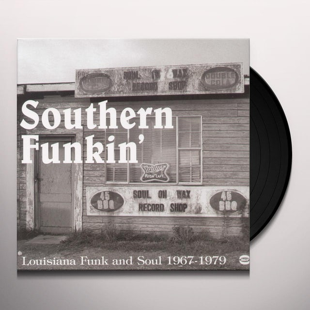 Southern Funkin-Louisiana Soul 1967-75 / Various Vinyl Record