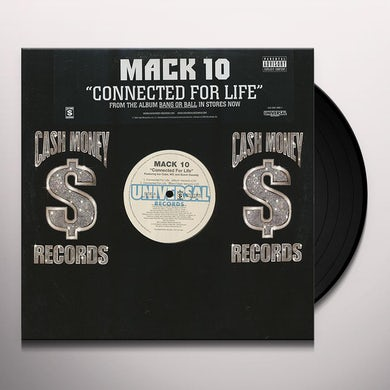 CONNECTED FOR LIFE Vinyl Record