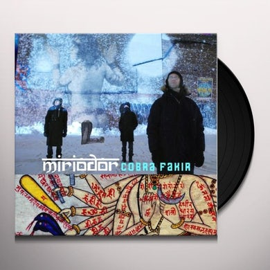 COBRA FAKIR Vinyl Record