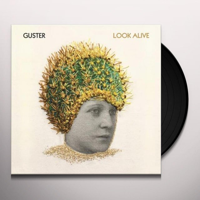 Guster LOOK ALIVE Vinyl Record