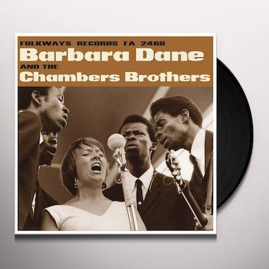 BARBARA DANE & CHAMBERS BROTHERS Vinyl Record