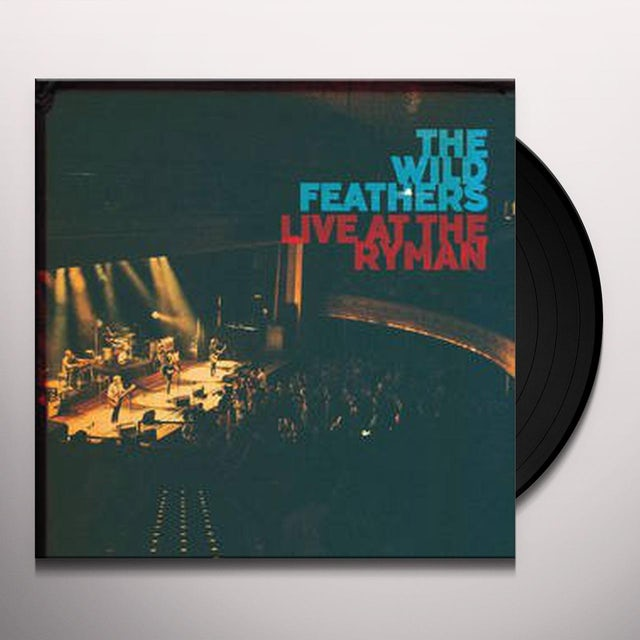Wild Feathers LIVE AT THE RYMAN Vinyl Record