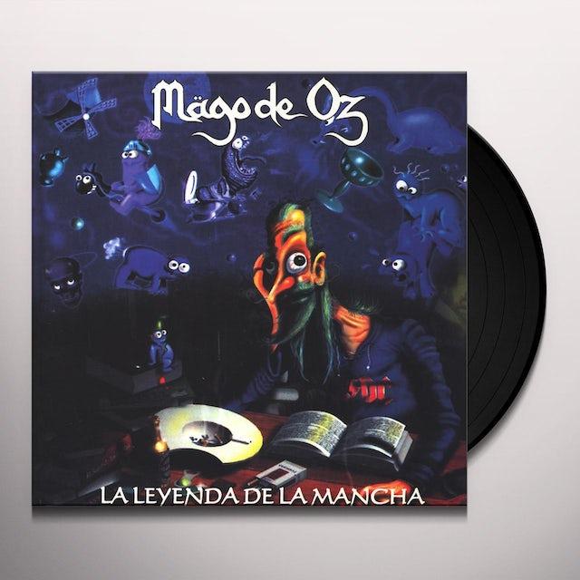 Mago De Oz LA LEYENDA DE LA MANCHA Vinyl Record