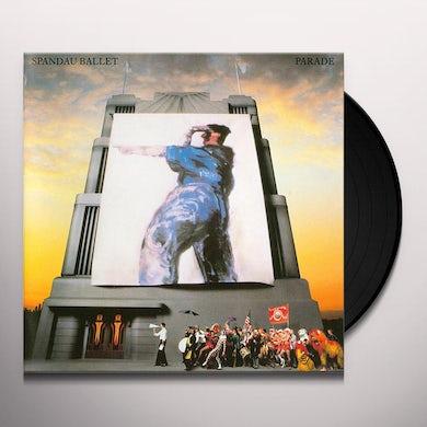 Spandau Ballet PARADE Vinyl Record