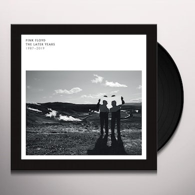 Pink Floyd LATER YEARS (1987-2019) Vinyl Record