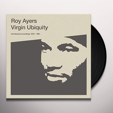 Roy Ayers VIRGIN UBIQUITY: UNRELEASED RECORDINGS 1976 - 1981 Vinyl Record