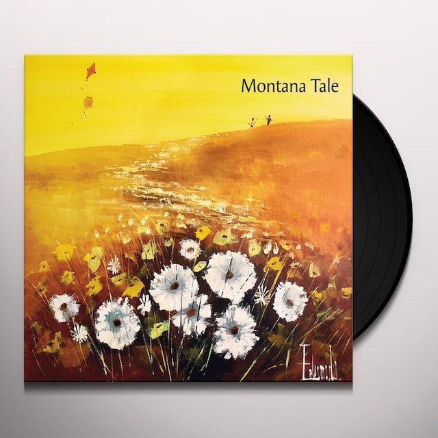 John Craigie MONTANA TALE Vinyl Record