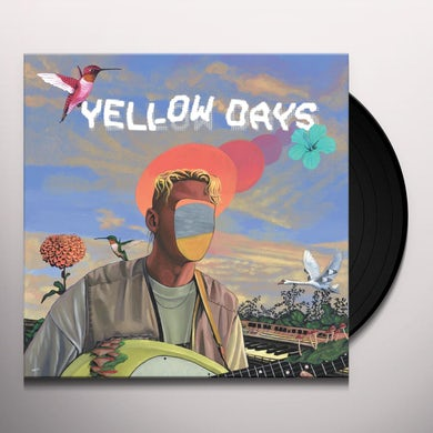Yellow Days DAY IN A YELLOW BEAT Vinyl Record
