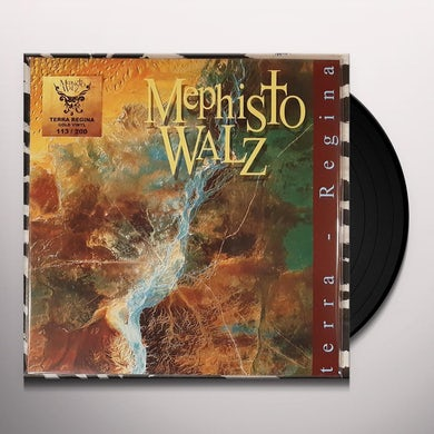TERRA REGINA Vinyl Record