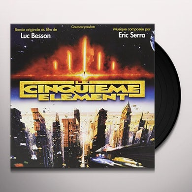 Eric Serra LE CINQUIEME ELEMENT / O.S.T. Vinyl Record