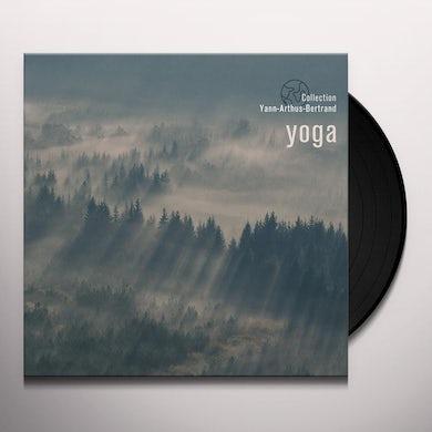 Collection Yann Arthus-Bertrand YOGA Vinyl Record