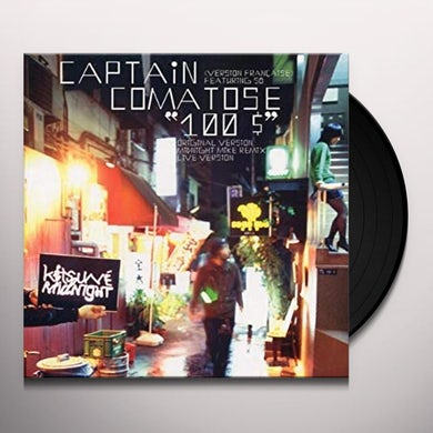 Captain Comatose 100 S Vinyl Record