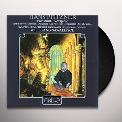 Sym Des Bayerischen Rundfunks / Sawallisch VORSPIELE Vinyl Record
