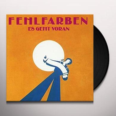 Fehlfarben EIN JAHR (ES GEHT VORAN) / FEUER AN BORD Vinyl Record