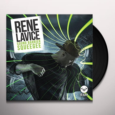 Rene Lavice SOUND BARRIER / SQUEEGEE Vinyl Record