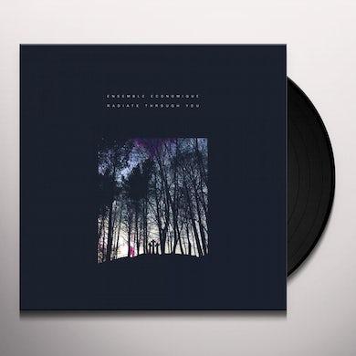 Ensemble Economique RADIATE THROUGH YOU Vinyl Record