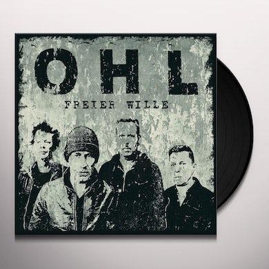 Ohl FREIER WILLE Vinyl Record
