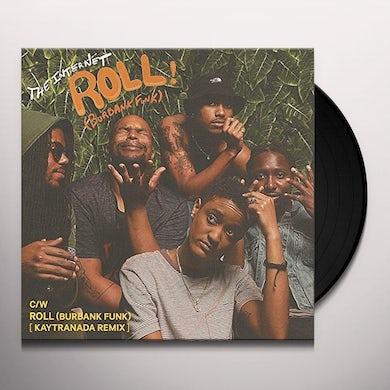 The Internet ROLL (BURBANK FUNK) Vinyl Record