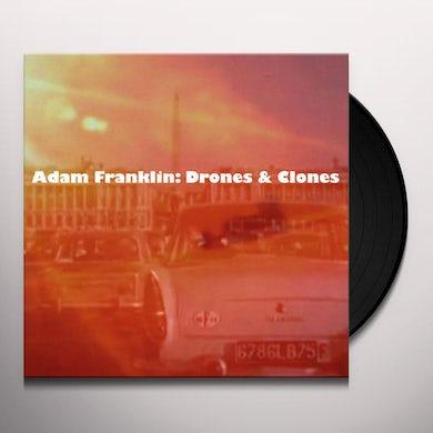 Adam Franklin DRONES & CLONES: 10 SONGS NO WORDS Vinyl Record