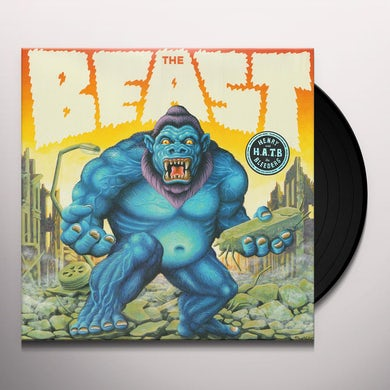 HENRY & THE BLEEDERS BEAST Vinyl Record