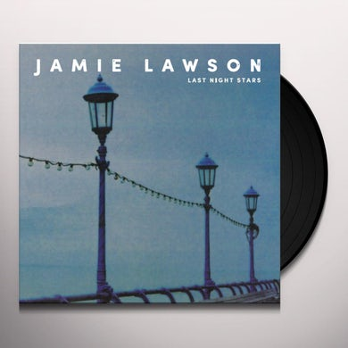 Jamie Lawson LAST NIGHT STARS Vinyl Record