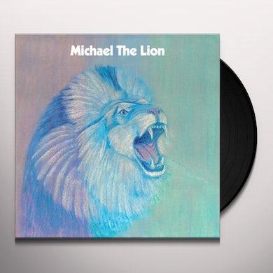 Michael The Lion Vinyl Record