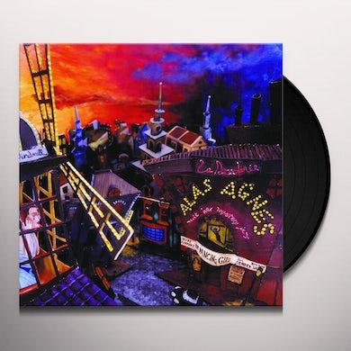 Mystery Jets ALAS AGNES Vinyl Record