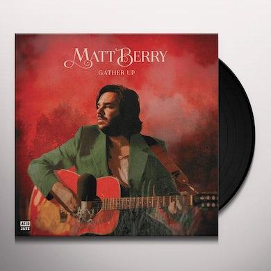 Matt Berry GATHER UP (TEN YEARS ON ACID JAZZ) Vinyl Record
