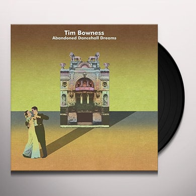 Tim Bowness ABANDONED DANCEHALL DREAMS Vinyl Record