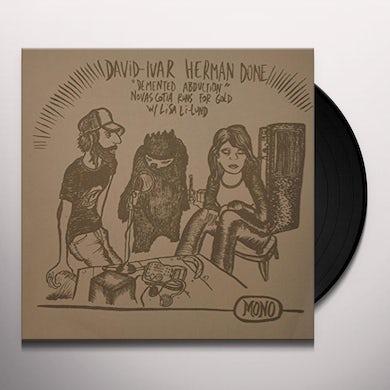 David/Herman Dune Ivar NOVASCOTIA RUNS FOR GOLD Vinyl Record