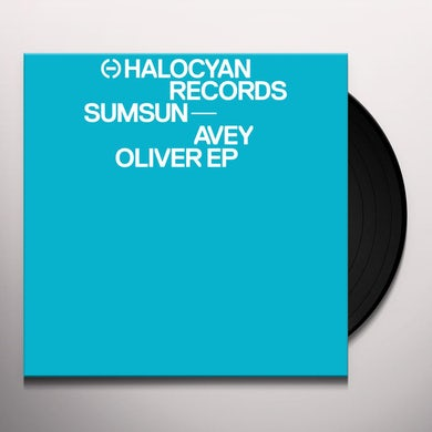 Sumsun AVEY OLIVER EP Vinyl Record