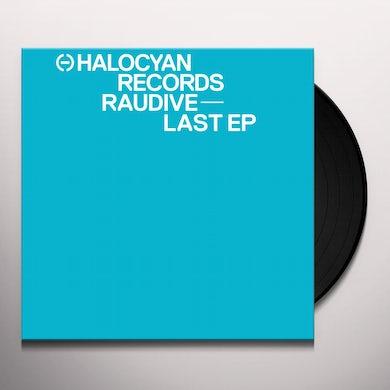 Raudive LAST Vinyl Record
