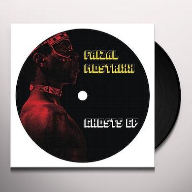 Faizal Mostrixx GHOSTS Vinyl Record