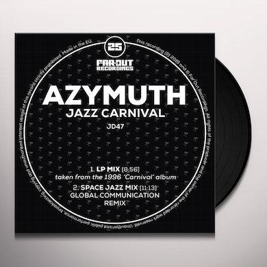 Azymuth JAZZ CARNIVAL Vinyl Record
